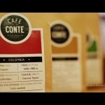 Conte Cafe Lockally freshly roasted coffee
