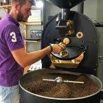onte Cafe: ψήσιμο και χονδρική πώληση espresso στο Βόλο