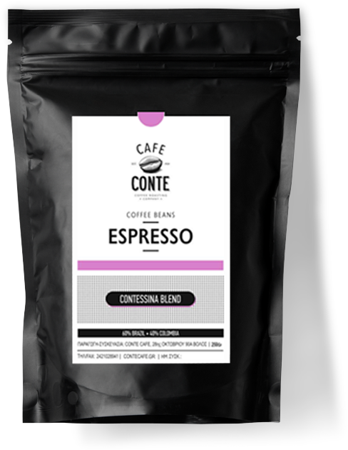 Contessina Blend (100% Arabica)