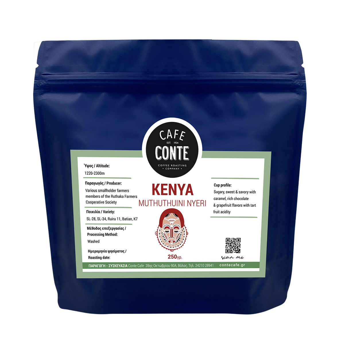 Kenya Muthuthuini Nyeri