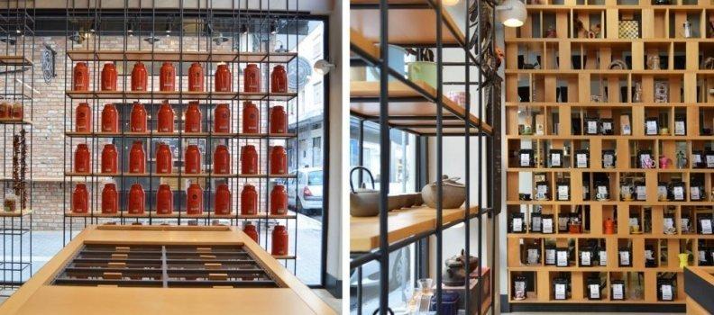 Conte Cafe Roastery & Coffee shop