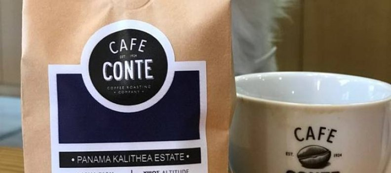 H Conte Cafe καλωσορίζει τον Panama στους Single Origin καφέδες της