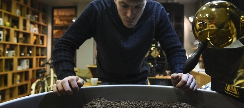 Roasting Excellent Coffee